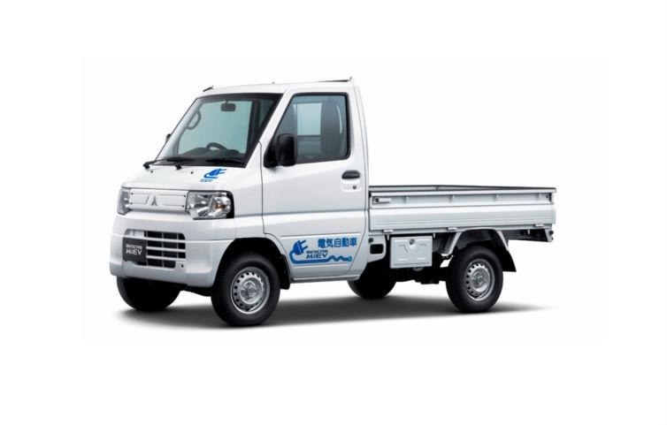 三菱  MINICAB-MiEV トラック